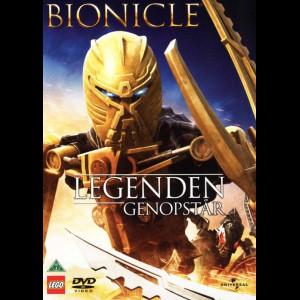 Bionicle 4: Legenden Genopstår