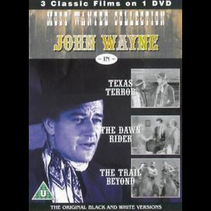 -7451 Texas Terror + The Dawn Rider + The Trail Beyond (INGEN UNDERTEKSTER)