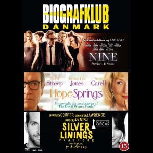 Biografklub Danmark  -  3 disc