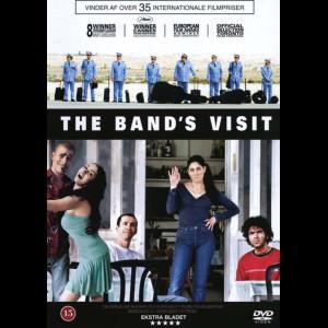 The Bands Visit (Bikur Ha-Tizmoret)