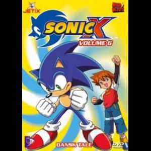 Sonic X Vol. 6