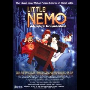 u13474 Lille Nemo: Oplevelser I Drømmeland (Little Nemo) (UDEN COVER)