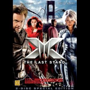 u7357 X-Men 3: The Last Stand (UDEN COVER)