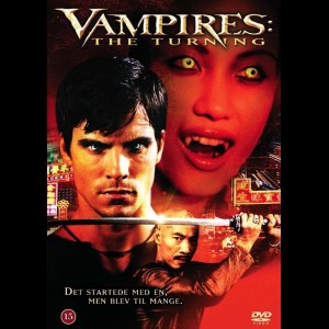 u7377 Vampires: The Turning (UDEN COVER)
