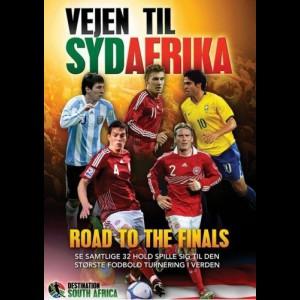 u7381 Vejen Til Sydafrika (UDEN COVER)