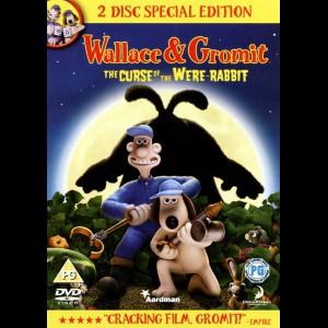-311 Wallace & Gromit: The Curse of the Were-Rabbit (KUN ENGELSKE UNDERTEKSTER)