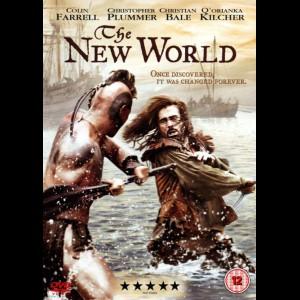 -3373 The New World (KUN ENGELSKE UNDERTEKSTER)