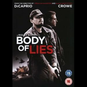 -372 Body Of Lies (KUN ENGELSKE UNDERTEKSTER)