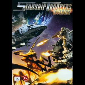 Starship Troopers: Invasion (Animation)