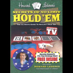 Howard Lederers Secrets of No-Limit Hold 'Em