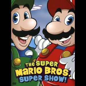 The Super Mario Bros Super Show Vol 1