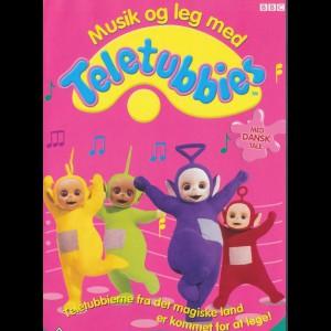 Teletubbies: Musik Og Leg