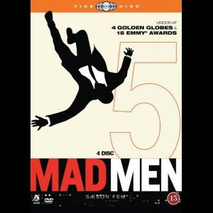 -3693 Mad Men: Sæson 5 (KUN NORSKE UNDERTEKSTER)