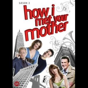 -397 How I Met Your Mother: Sæson 2 (KUN ENGELSKE UNDERTEKSTER)