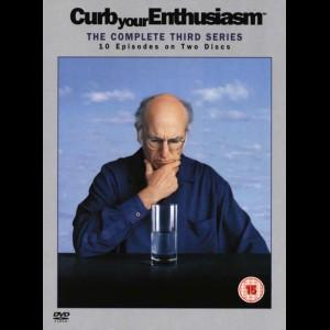 -3140 Curb Your Enthusiasm: Sæson 1 (KUN ENGELSKE UNDERTEKSTER)