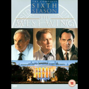-4529 The West Wing: Sæson 6 (KUN ENGELSKE UNDERTEKSTER)