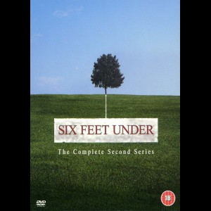 -407 Six Feet Under: Sæson 2 (KUN ENGELSKE UNDERTEKSTER)