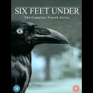 -411 Six Feet Under: Sæson 4 (KUN ENGELSKE UNDERTEKSTER)