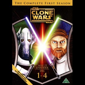 Star Wars: The Clone Wars - Sæson 1
