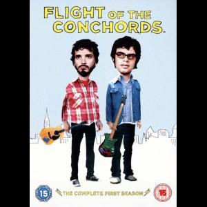 -422 Flight Of The Conchords: Sæson 1 (KUN ENGELSKE UNDERTEKSTER)