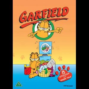 Garfield: 8 Episoder