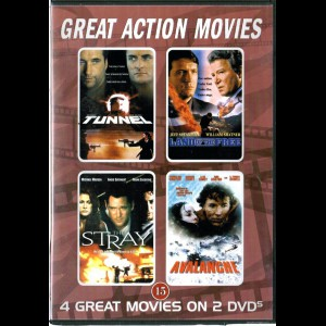 Great Action Movies (4 film)