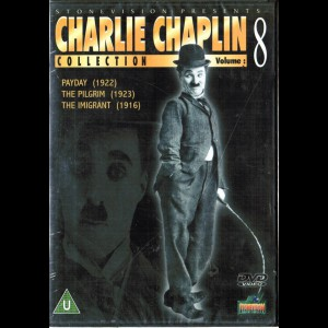Charlie Chaplin Collection 8