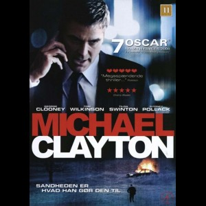 -432 Michael Clayton (KUN ENGELSKE UNDERTEKSTER)