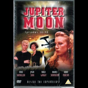 -443 Jupiter Moon: Episode 36-40 (INGEN UNDERTEKSTER)