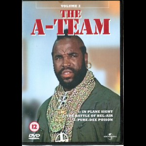 -444 The A-Team: Volume 2 (INGEN UNDERTEKSTER)