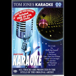 Tom Jones Partytime Karaoke