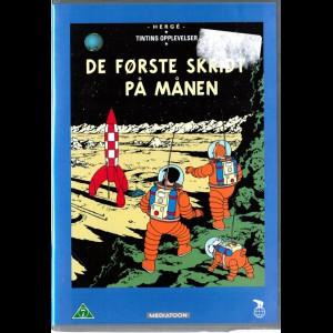 Tintin: De Første Skridt På Månen