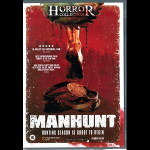 -7146 Manhunt (INGEN UNDERTEKSTER)