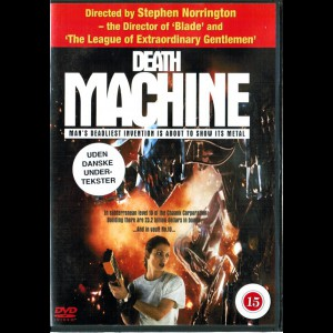 -2759 Death Machine (KUN ENGELSKE UNDERTEKSTER)