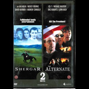 Shergar + The Alternate