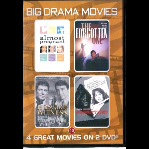 Big Drama Movies (4 film)(Almost Pregnant m.fl.)
