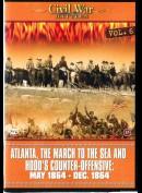 Civil War Battles - Volume 6: Atlanta, The March To The Sea