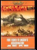 Civil War Battles - Volume 7: Fort Fisher To Lincolns