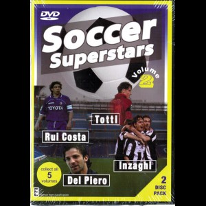 -478 Soccer Superstars Volume 2  (INGEN UNDERTEKSTER)