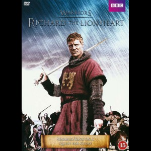 u12176 Warriors: Richard The Lionheart (UDEN COVER)