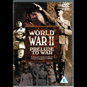 -488 World War II: Prelude To War (KUN ENGELSKE UNDERTEKSTER)