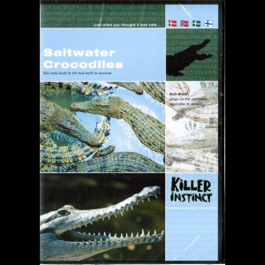 Killer Instinct: Saltwater Crocodiles