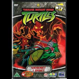 Turtles: Teenage Mutant Ninja Turtles 18: Væsenet I Dybet