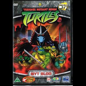 Turtles: Teenage Mutant Ninja Turtles 16: Nyt Blod