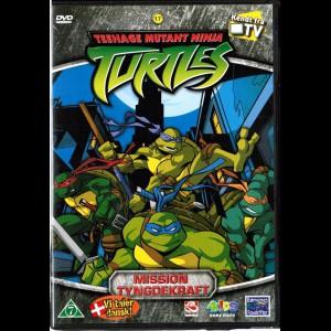 Turtles: Teenage Mutant Ninja Turtles 17: Mission Tyngdekraft
