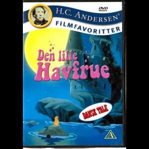 H.C Andersens Filmfavoritter: Den Lille Havfrue