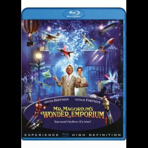 u10878 Den Magiske Legetøjsbutik (Mr. Magoriums Wonder Emporium) (UDEN COVER)