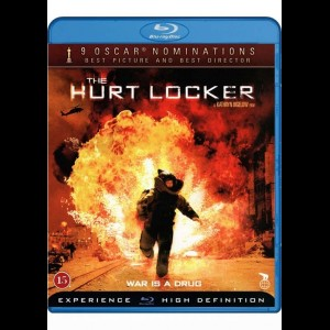 u7405 The Hurt Locker (UDEN COVER)