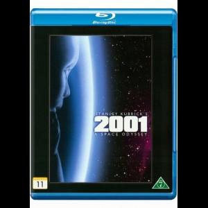 u10880 2001: A Space Odyssey (Rumrejsen År 2001) (UDEN COVER)