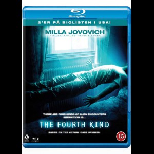 u7420 The Fourth Kind (UDEN COVER)